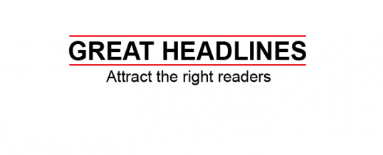 catchy headlines-vibewebsolutions
