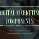 Useful digital marketing components for small businesses
