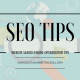 website SEO tips to rank higher on search engine