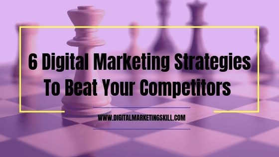 digital marketing strategy banner