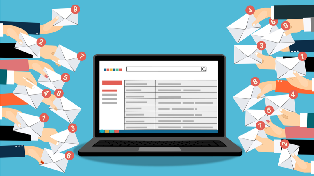 open rate in email marketing